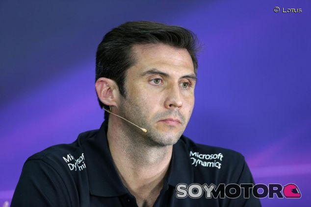 Matthew Carter confía en que la compra de Renault les evite un mal trago - LaF1
