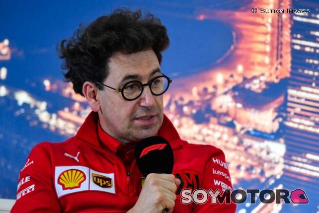 Ferrari, flexible: abierto a carreras dobles y a alargar el calendario - SoyMotor.com