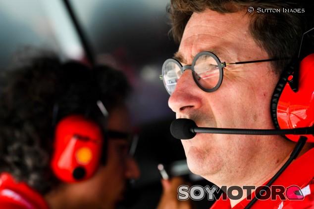 Mattia Binotto renuncia al puesto de director técnico - SoyMotor.com