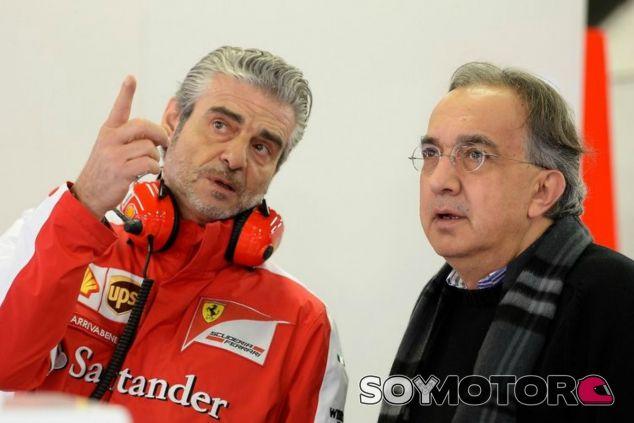 El presidente de Ferrari asegura que se cumplen los plazos - LaF1
