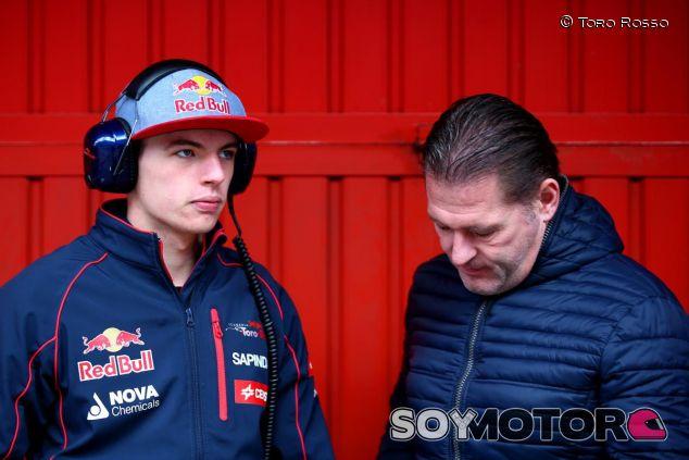 Max y Jos Verstappen - LaF1