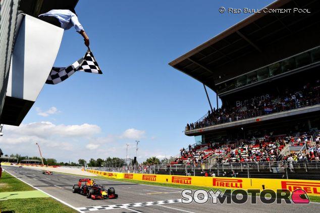 Verstappen sigue recibiendo elogios - LaF1