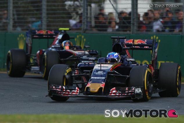 Toro Rosso sueña con ser el tercer mejor equipo - LaF1