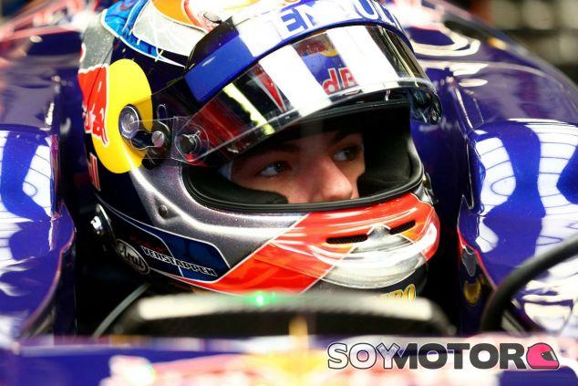 Max Verstappen, hoy en Montmeló - LaF1
