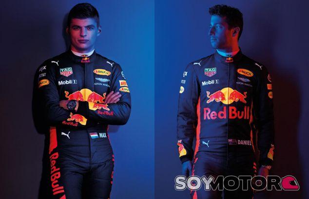 Max Verstappen y Daniel Ricciardo - SoyMotor