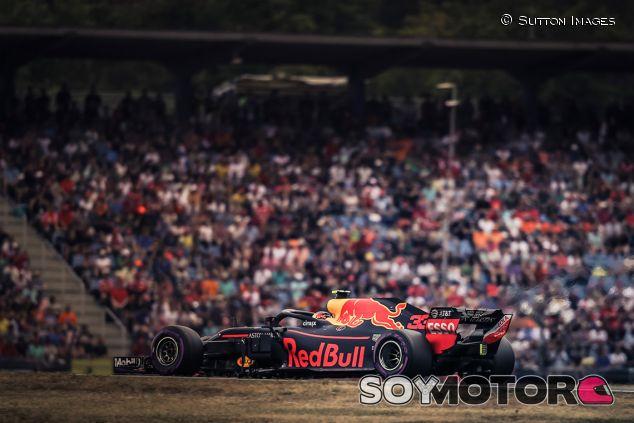 Max Verstappen en Hockenheim - SoyMotor.com