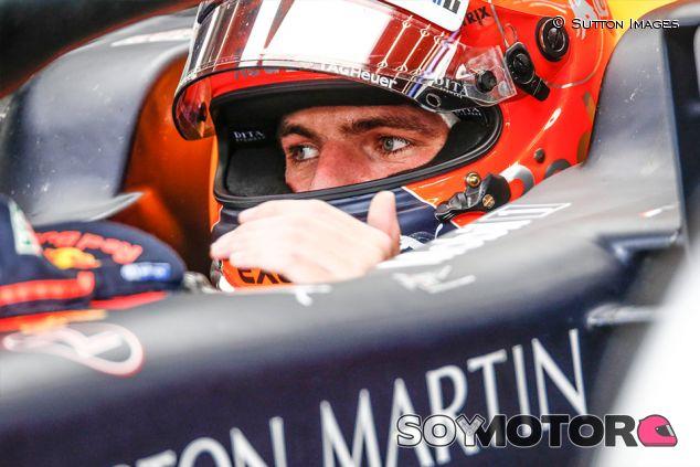 Max Verstappen en Spa - SoyMotor.com