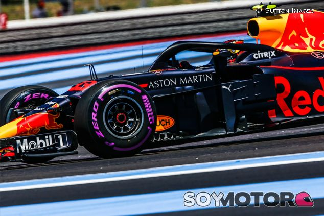 Max Verstappen en Paul Ricard - SoyMotor.com