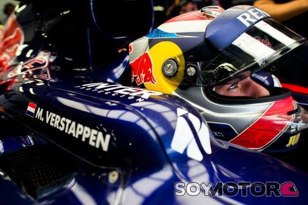 Max Verstappen declina la nominación de unos premios belgas - LaF1