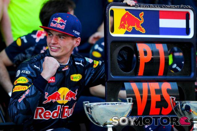 Verstappen y su padre seguirán unidos - LaF1