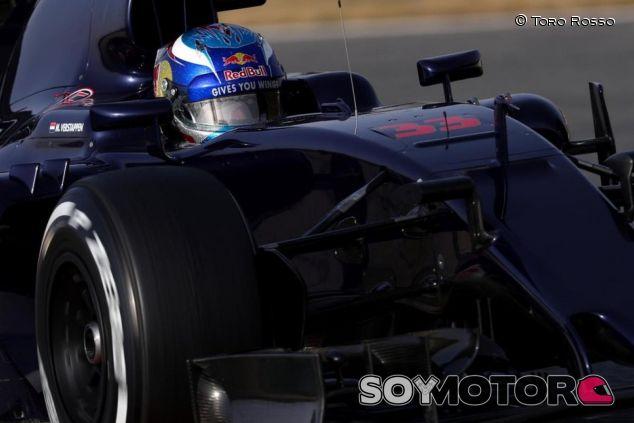 Verstappen se estrena en pretemporada - LaF1