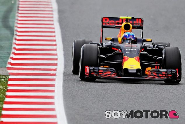 Verstappen tiene ganas de probar el RB12 en Mónaco - LaF1
