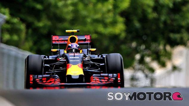 Max Verstappen partirá 9º mañana - LaF1