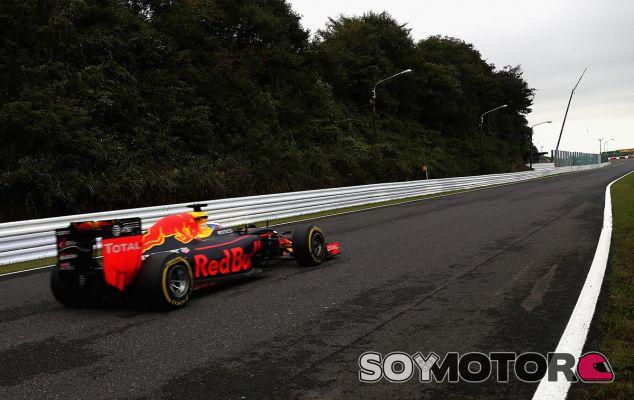Max Verstappen en Japón - laF1