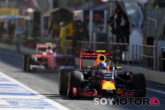Max Verstappen ya ha debutado con Red Bull - LaF1