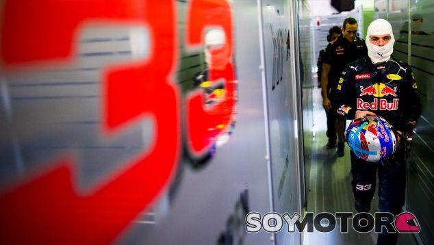 Verstappen hizo historia en su primera carrera con Red Bull - LaF1