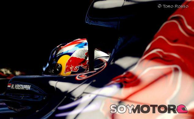 Max Verstappen en Montmeló - LaF1