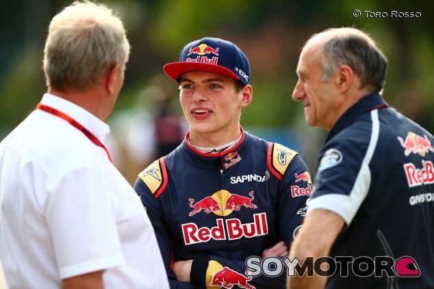 Red Bull quiere fichar a Verstappen en 2017 - LaF1