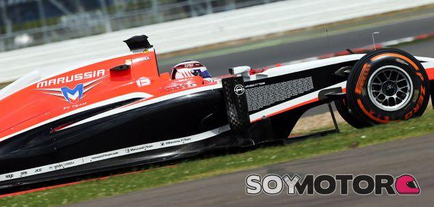Marussia en el GP de Alemania F1 2014: Previo