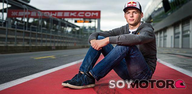 Max Verstappen debutará en F1 con Toro Rosso en 2015