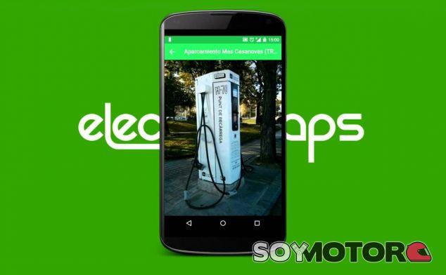Electronicmaps es el mejor aliado para el usuario que busca puntos de recarga - SoyMotor