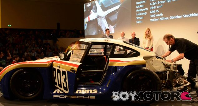 Porsche Sound Nacht 2016 - SoyMotor.com