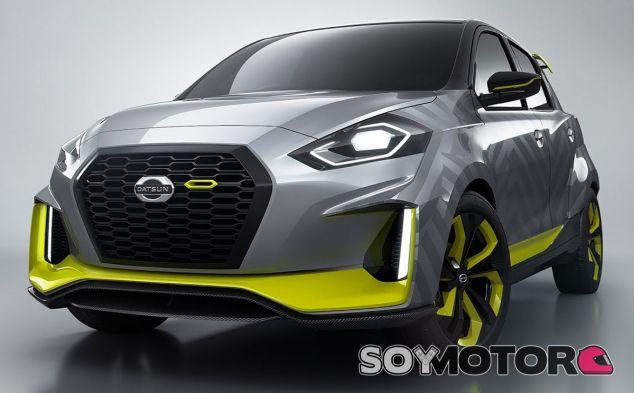 Datsun ha presentado este nuevo prototipo con motivo del Salón del Automóvil de Jakarta - SoyMotor