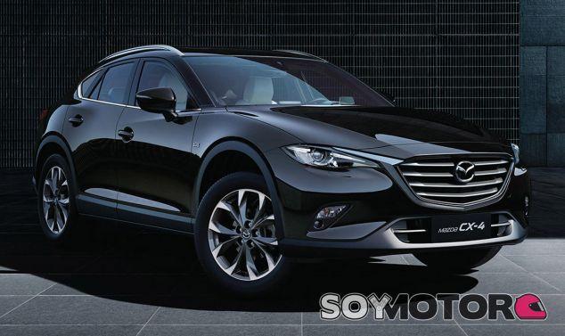 Mazda tiene grandes planes para que el CX-4 sea una referencia en el mercado chino - SoyMotor