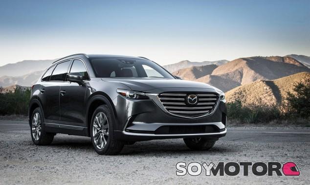 Mazda rompe los moldes de los SUV de gran tamaño con el CX-9 - SoyMotor