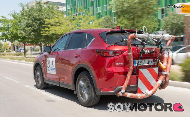 Mazda apuesta por la combustión interna eficiente en su Visión 2030 - SoyMotor.com