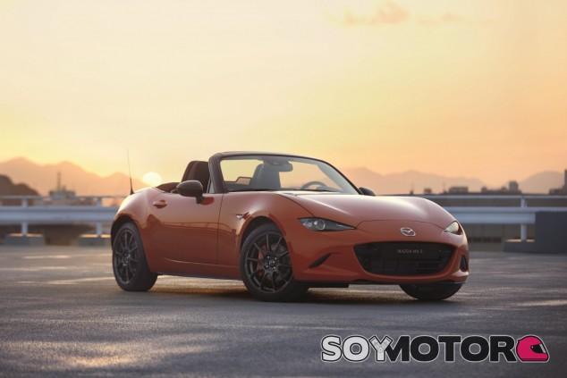 Mazda MX-5 30th Anniversary: retorno a Chicago - SoyMotor.com