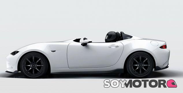 Mazda MX-5 Speedster Evolution -SoyMotor
