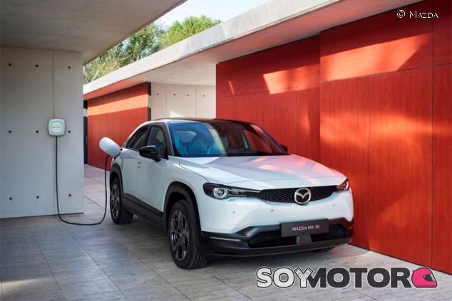 Mazda MX-30 - SoyMotor.com