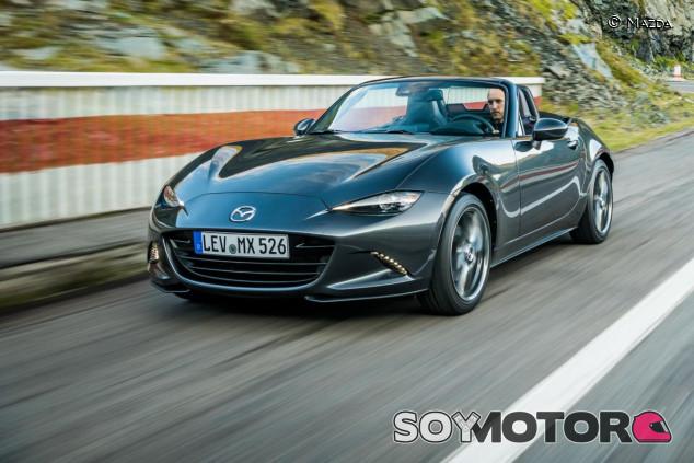 Mazda MX-5 2019: más equipamiento y hasta 184 caballos - SoyMotor.com
