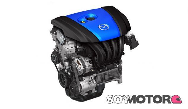 La tecnología de Mazda pretende alcanzar una eficiencia térmica del 56% - SoyMotor