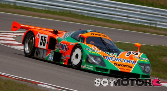 Mazda 787B -24h Le Mans - SOyMOtor