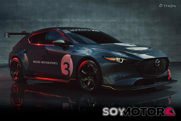 Mazda3 TCR - SoyMotor.com
