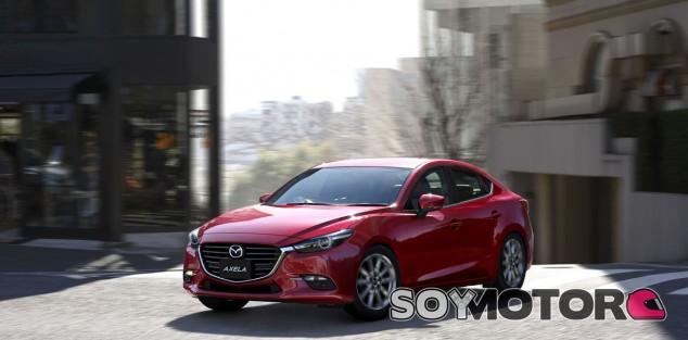 Mazda 3 2017 - SoyMotor.com