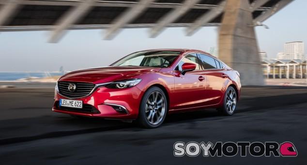 Mazda 6 2017 - SoyMotor