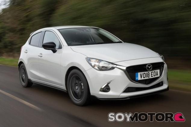 Nuevo Mazda2 Sport Black: edición especial como renovación - SoyMotor.com