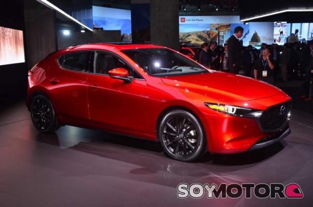 Mazda 3 - SoyMotor.com