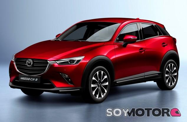 Mazda CX-3 2018 - SoyMotor