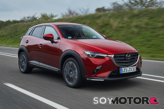 Mazda CX-3 2021: todo al Skyactiv-G de gasolina - SoyMotor.com