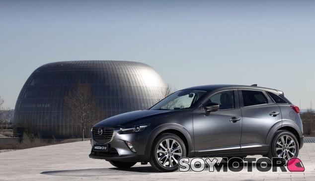 El Mazda MX-3 competirá con el Nissan Juke, el Opel Mokka o Renault Captur - SoyMotor