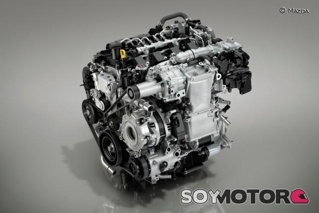 Mazda e-Skyactiv X: electrificación atmosférica - SoyMotor.com
