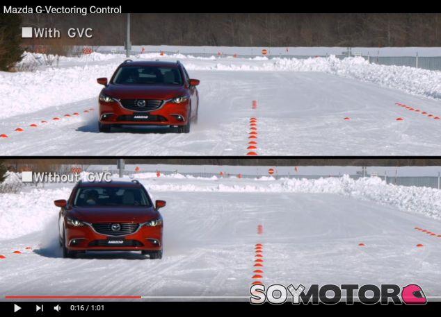 El Mazda G-Vectoring Control te hará mejor conductor