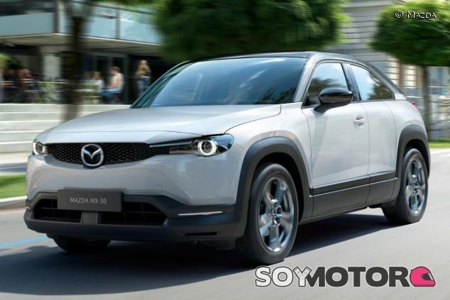 Mazda CX-30, MX-30 y Kia xCeed triunfan en los premios Red Dot - SoyMotor.com