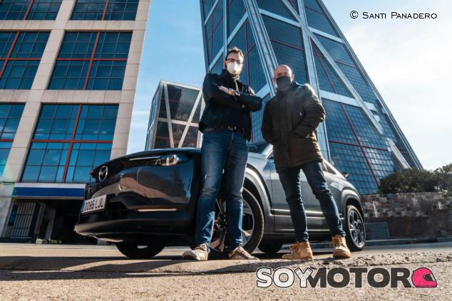 Mazda MX-30 2020: probamos el primer eléctrico de la marca - SoyMotor.com