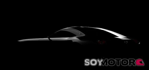 Mazda prepara un prototipo deportivo para el Salón de Tokio