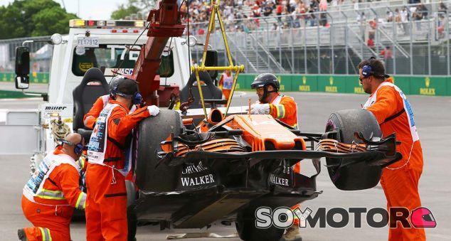 McLaren en el GP de Canadá F1 2017: Viernes - SoyMotor.com